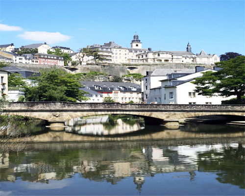 Luxemburgo Luxemburgo