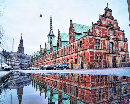 Escapada navideña a Copenhague