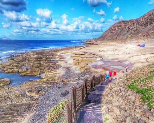 Viaja a las mejores playas de Gran Canaria desde Valencia