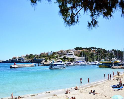 Mallorca con encanto frente a Porto Cristo