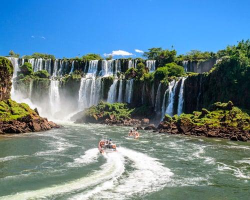 Argentina Puerto Iguazú