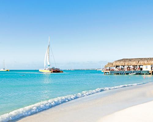 Paquetes a Aruba 5 noches, todo incluido