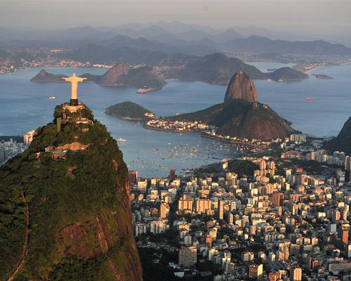 Hola Brasil!!!! Sao Paulo + Salvador + Río