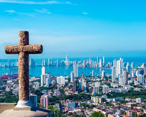 Cartagena con Copa Airlines