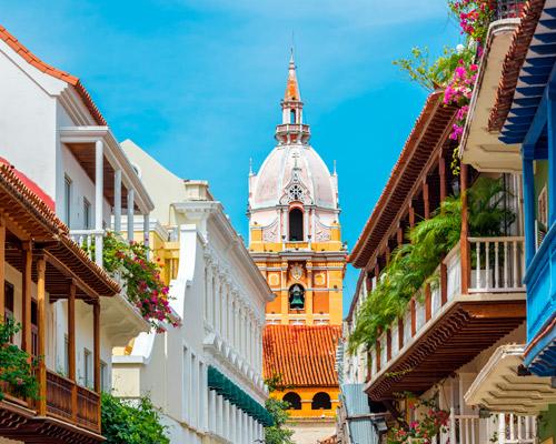 Descubre Bogotá y Cartagena de Índias