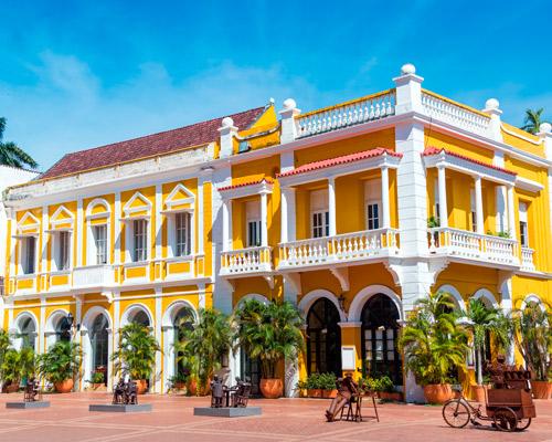 Cartagena de Indias: Vuelo + Hotel + Traslados aeropuerto - hotel - aeropuerto