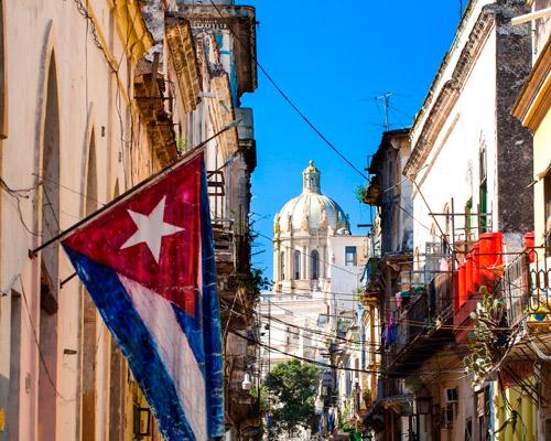 Cuba y sus peculiares calles