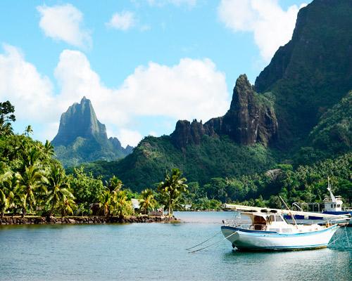 Polinesia Francesa Tahití