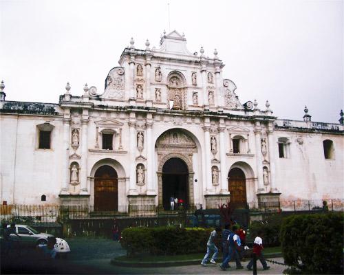 Antigua Guatemala: Vuelo + Hotel + Traslado aeropuerto - hotel - aeropuerto