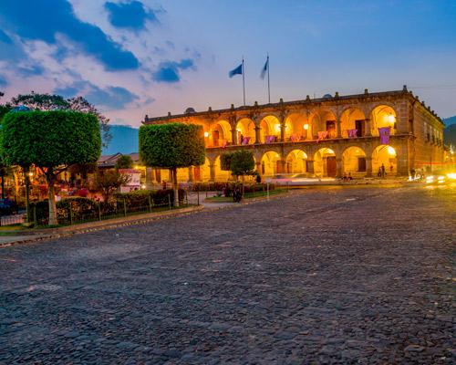 Ciudad de Guatemala: Vuelo + Hotel + Traslado aeropuerto - hotel - aeropuerto