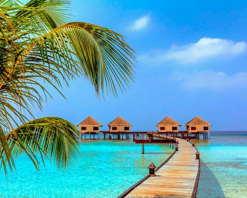 Dubai & die Malediven