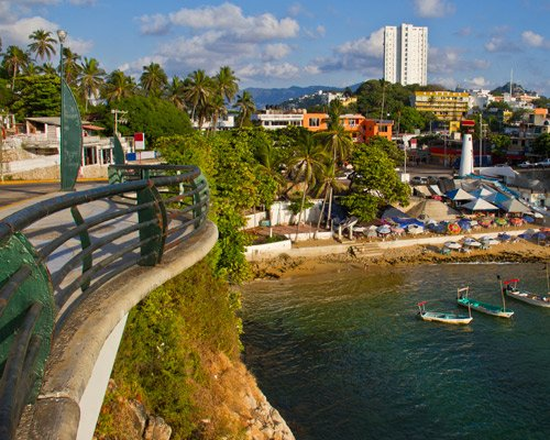 Three destinations 1 single price; Acapulco, Pt. Vallarta, Cancun.