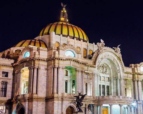 Flight+Hotel to México City FD