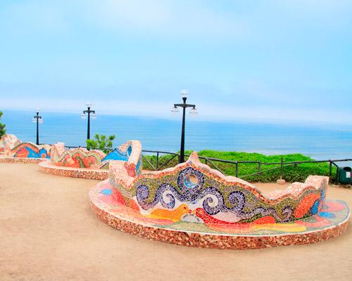 Lima Perú - Escapada Full