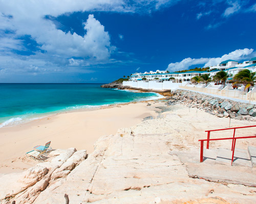 Caribe Holandés San Martin