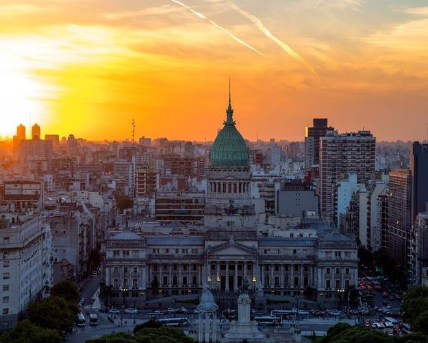 Hotel en Buenos Aires, Argentina