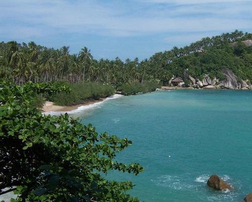 Inselhopping auf Koh Samui & Koh Phangan & Koh Tao