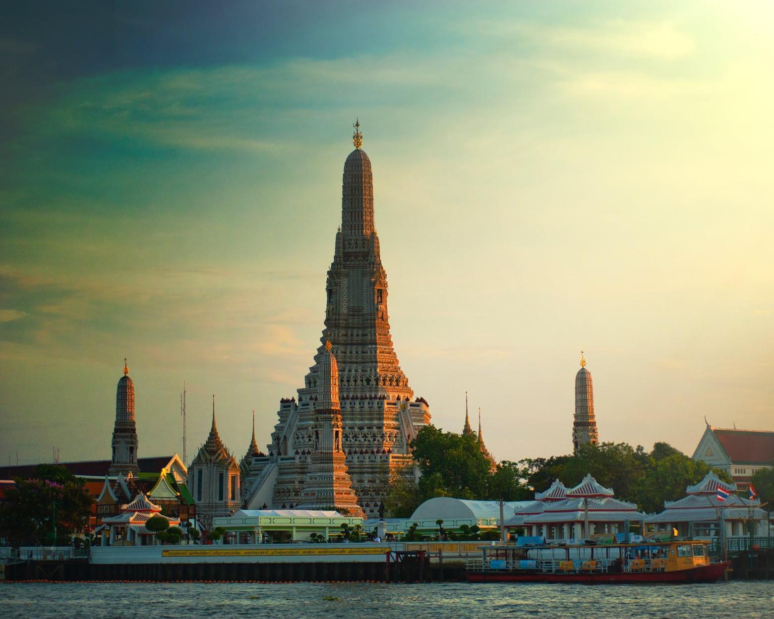 Experience Bangkok 8  Days !