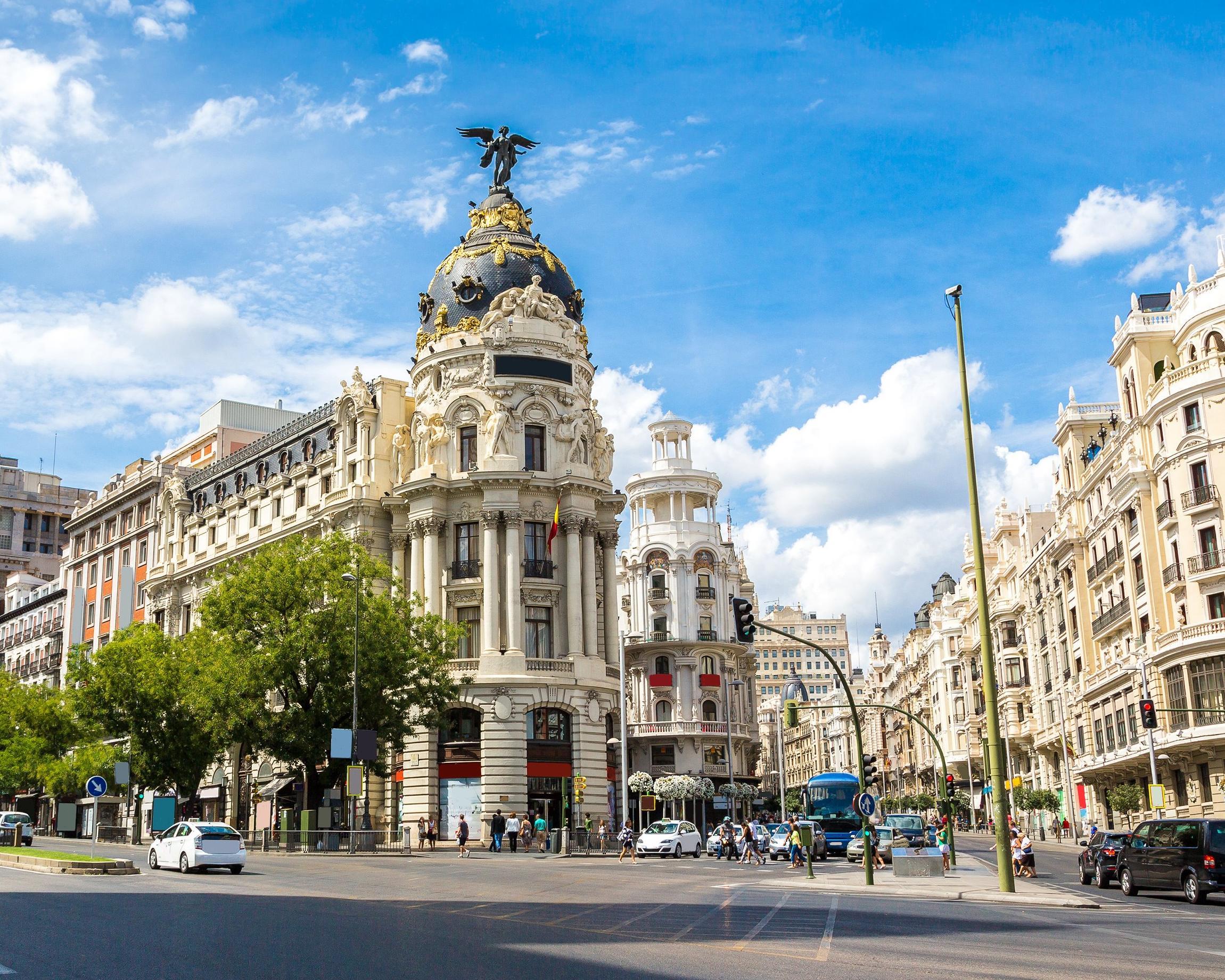 Traslado desde aeropuerto Madrid a hotel - ida