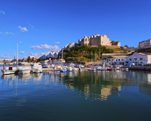 Viaje a Menorca, Vuelo Directo Madrid