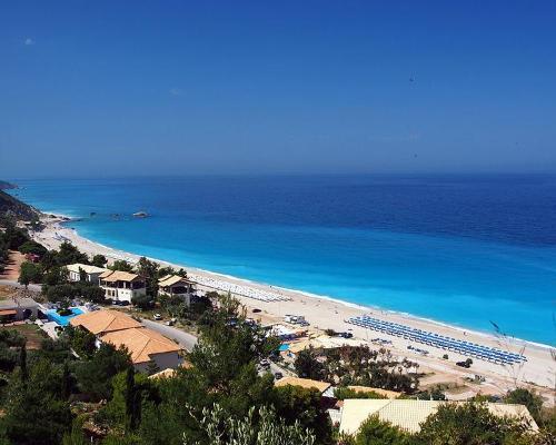 1 hét Lefkada, Görögország repjeggyel, szállással szeptemberben