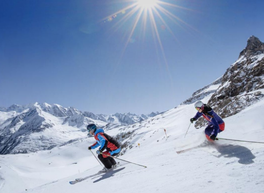 Esqui a Zillertal