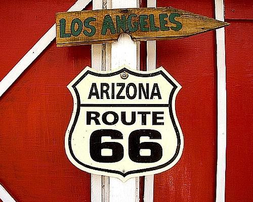 15 days on the tracks of legendary Route 66 - with a visit to Las Vegas