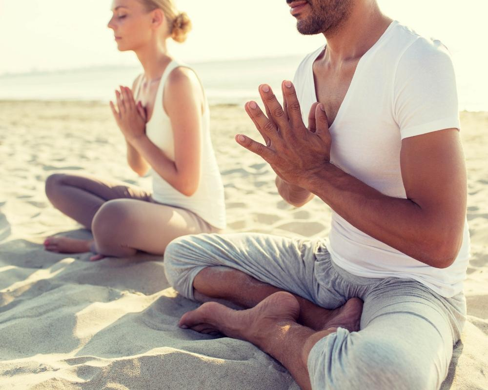 Full 7-day anti-stress programme for two