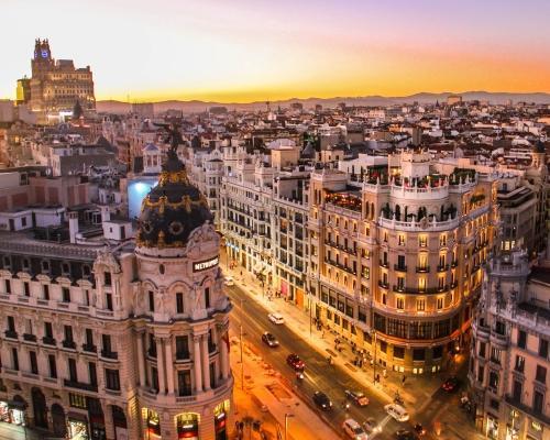 5 éjszaka Madridban, szállással és repülőjeggyel