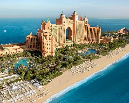 Dubai & Singapur - Atlantis The Palm & Marina Bay Sands