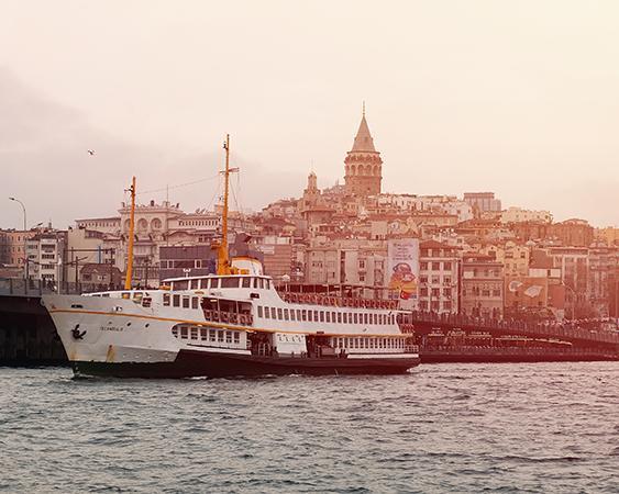 4 أيام. اسطنبول 4*