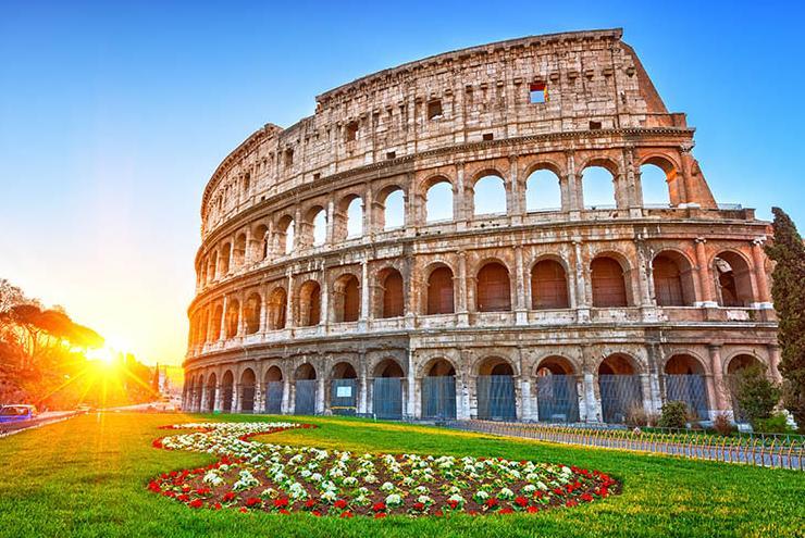 6 Days. Rome 5*