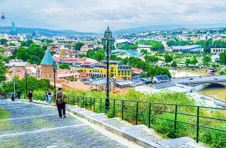 8 Days. Batumi 5* I Tbilisi 4*