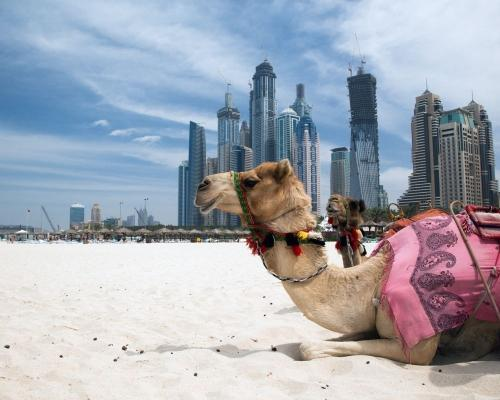 Egy hét Dubai 4 csillagos hotelben, repülőjeggyel