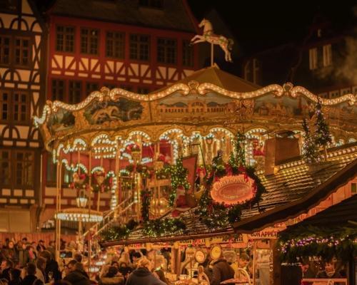 Frankfurti karácsonyi vásár: hotel és repülőjegy