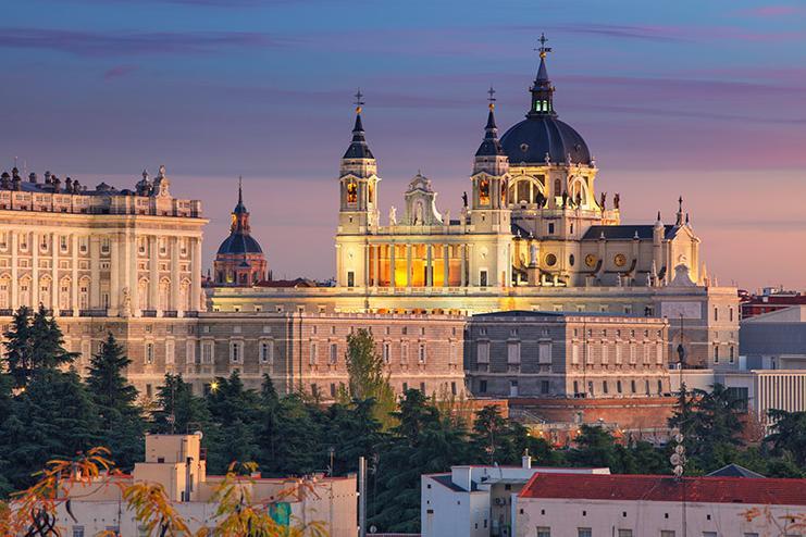 5 Days. Madrid 5*