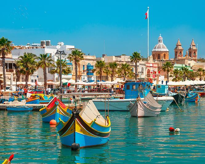 5 Days. Malta 3* (with Ryanair from Amman)
