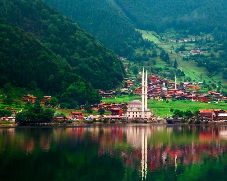 6 Days. Trabzon 4* + Air Tickets from Riyadh
