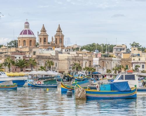 Máltai utazás hotellel és repülőjeggyel