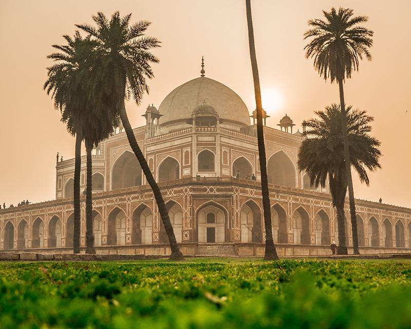 The journey of a lifetime. Golden Triangle (Delhi, Agra and Jaipur) 7 Nights/8 Days