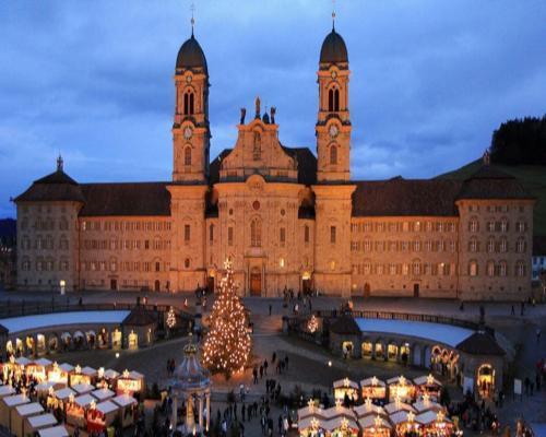 Mercados Navideños en Suiza