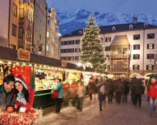 Mercados de Navidad en Munich y Tirol