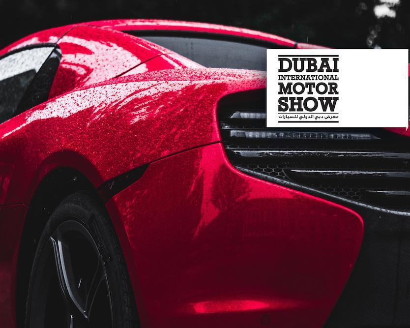 6 Days. Dubai - Rove Trade Centre 3*… Dubai International Motor Show (12-16 November 2019)