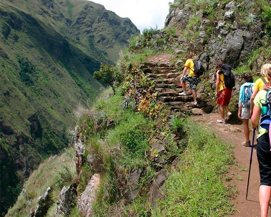 Camino del Inca 02 Días / 01 Noche
