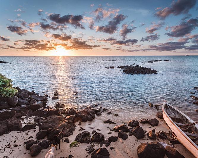 6 Days. Mauritius 5* I Dubai 5*