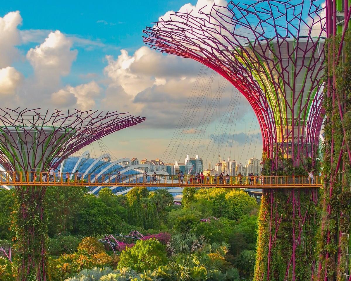 Singapur & Krabi: City & Beach