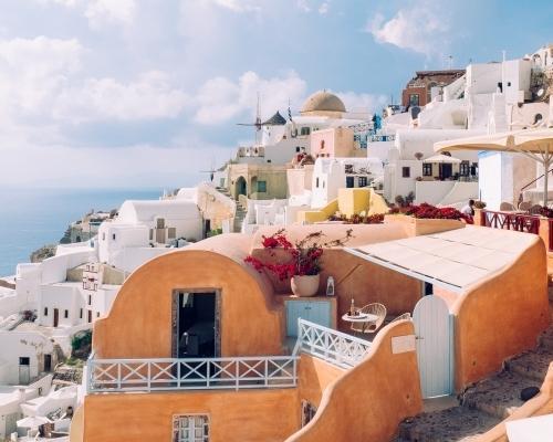 Egy hét Santorini budapesti indulással, augusztusban