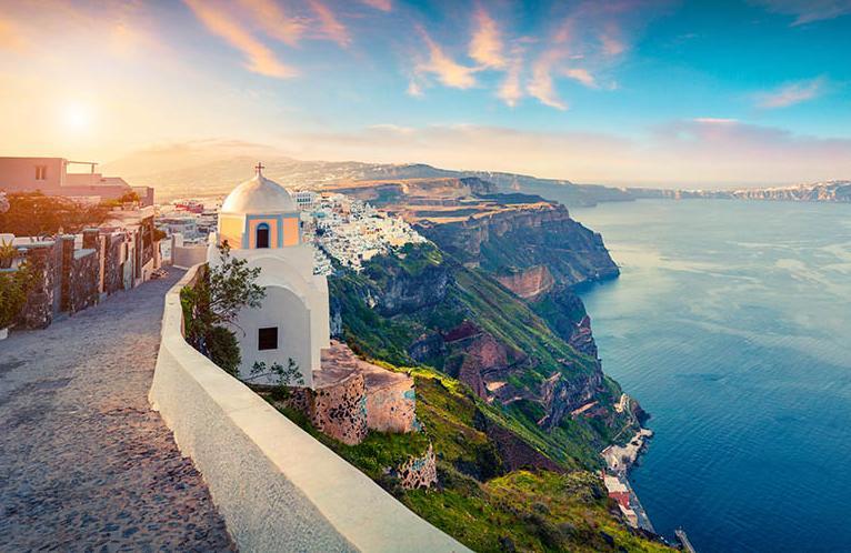 8 Days. Santorini 5* I Athens 5*