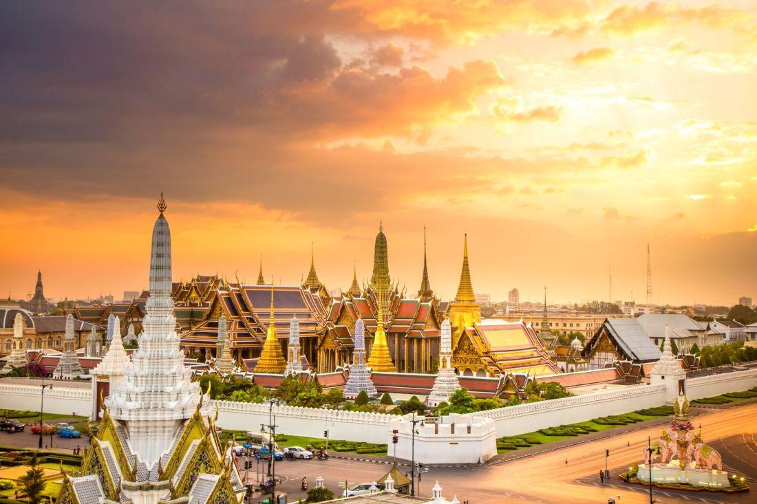 Thaiföldi utazás: Bangkok és Phuket novemberben