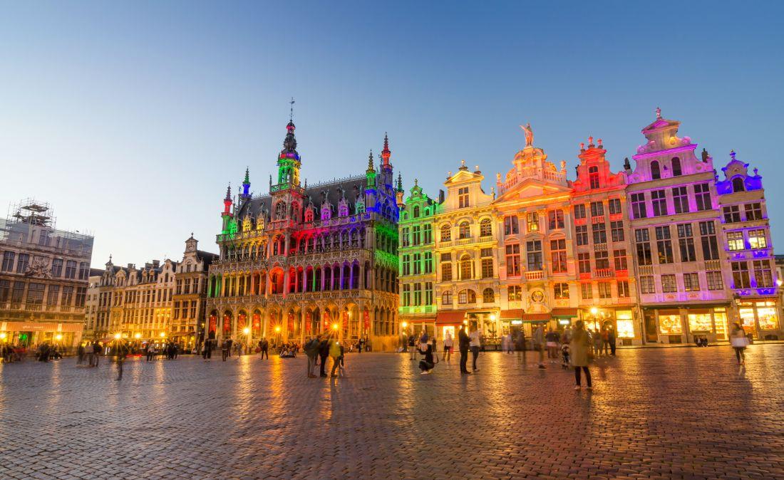 Brüsszel: utazás repülővel + hotel reggelivel